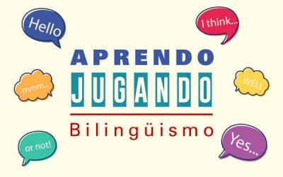 APRENDO JUGANDO – CLASES DE INGLÉS