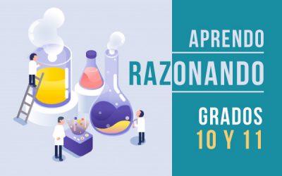 APRENDO RAZONANDO / EXPERIMENTOS