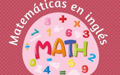 Matemáticas en inglés