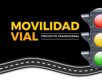 Proyecto transversal, Movilidad vial