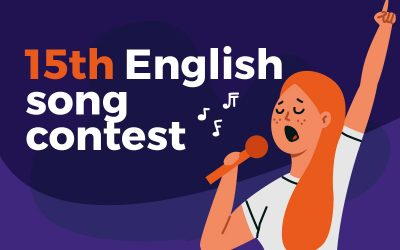 15th English song contest