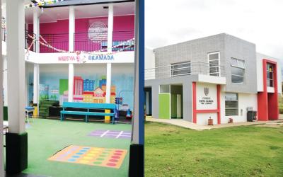 El Colegio Nueva Granada de Tunja trabaja en el desarrollo de estrategias para mantener la calidad educativa a pesar de la pandemia por COVID-19